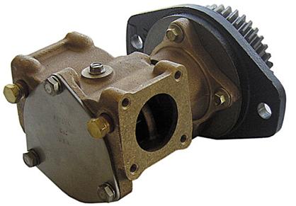 La pompe à eau de mer Sherwood modèle P1710 , P1726 ou P1732.